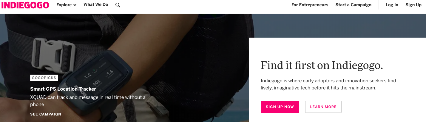Indiegogo fees and charges